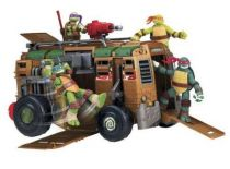 Tortues Ninja (Nickelodeon) - Shellraiser Van