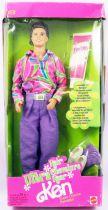 Totally Hair Barbie - Ken - Mattel 1991 (ref. 1115)
