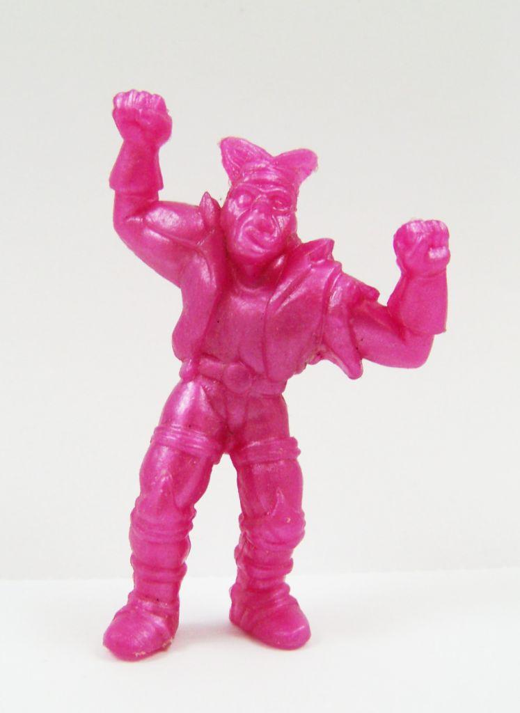 Toxic Crusaders - Figurine Monochrome - Bonehead (Fushia) 01