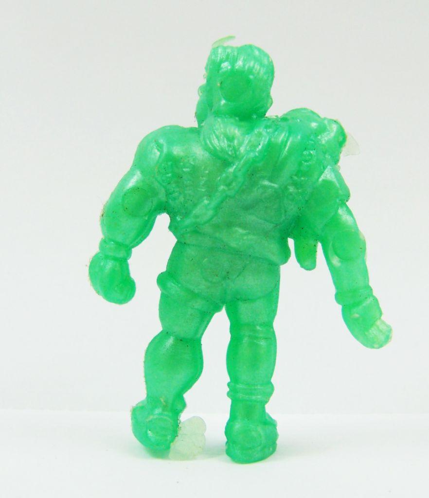 Toxic Crusaders - Figurine Monochrome - Headbanger (Vert Clair) 02