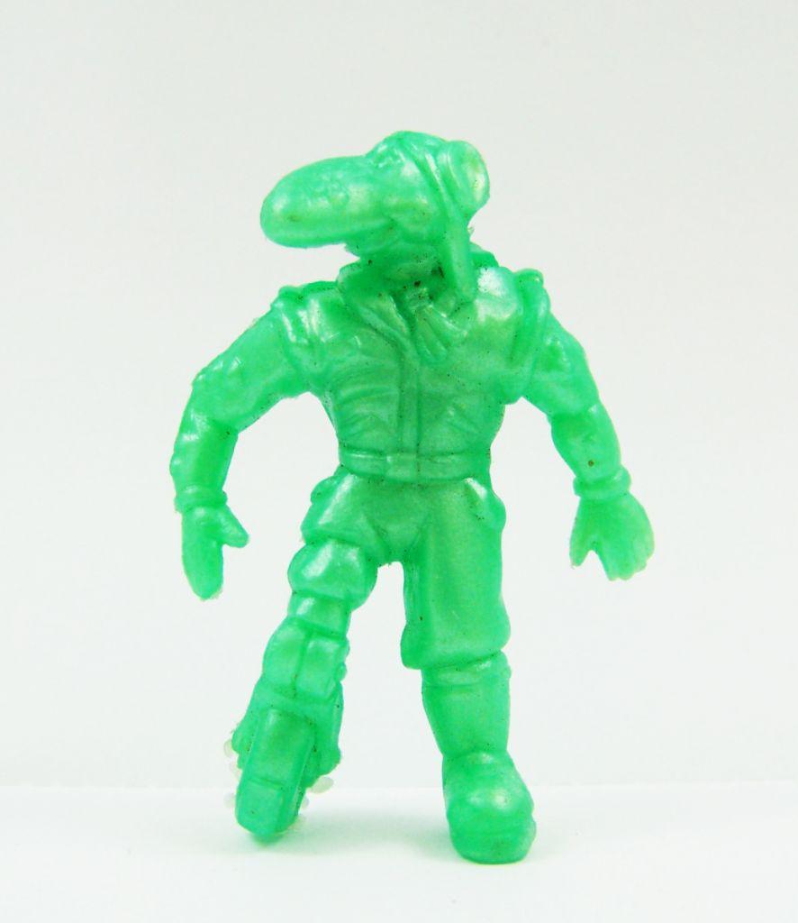 Toxic Crusaders - Figurine Monochrome - Nozone (Vert Clair) 01