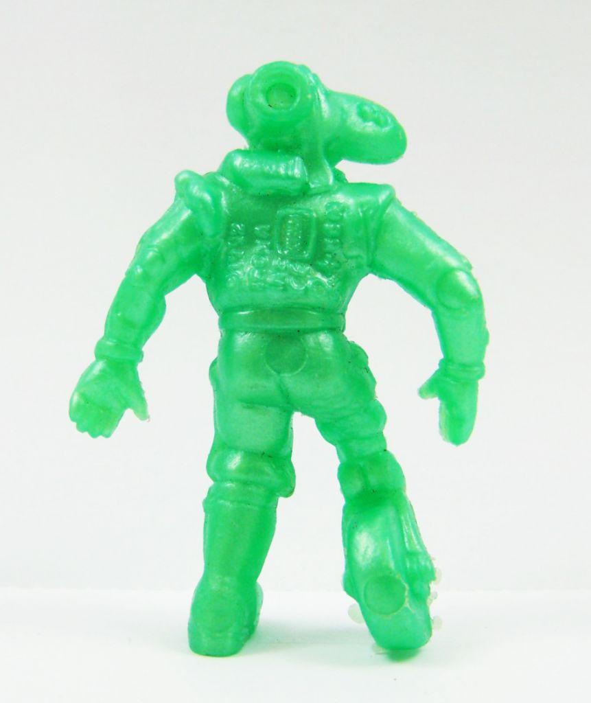Toxic Crusaders - Figurine Monochrome - Nozone (Vert Clair) 02