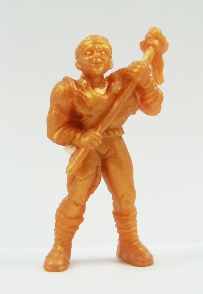 Toxic Crusaders - Figurine Monochrome - Toxie (Or) 01