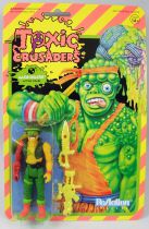 Toxic Crusaders - Super7 - ReAction Figure - Major Disaster