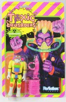 Toxic Crusaders - Super7 - ReAction Figure - Radiation Ranger