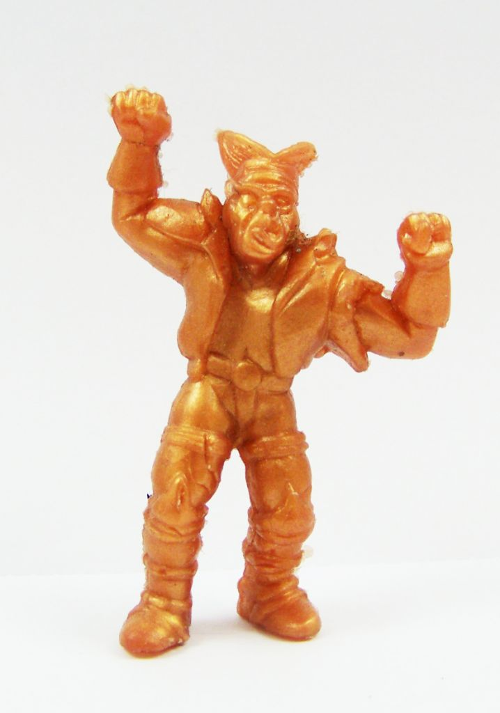 Toxic Crusaders - Figurine Monochrome - Bonehead (Or) 01