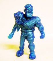 Toxic Crusaders - Yolanda Monochrome Figure - Headbanger (Blue)