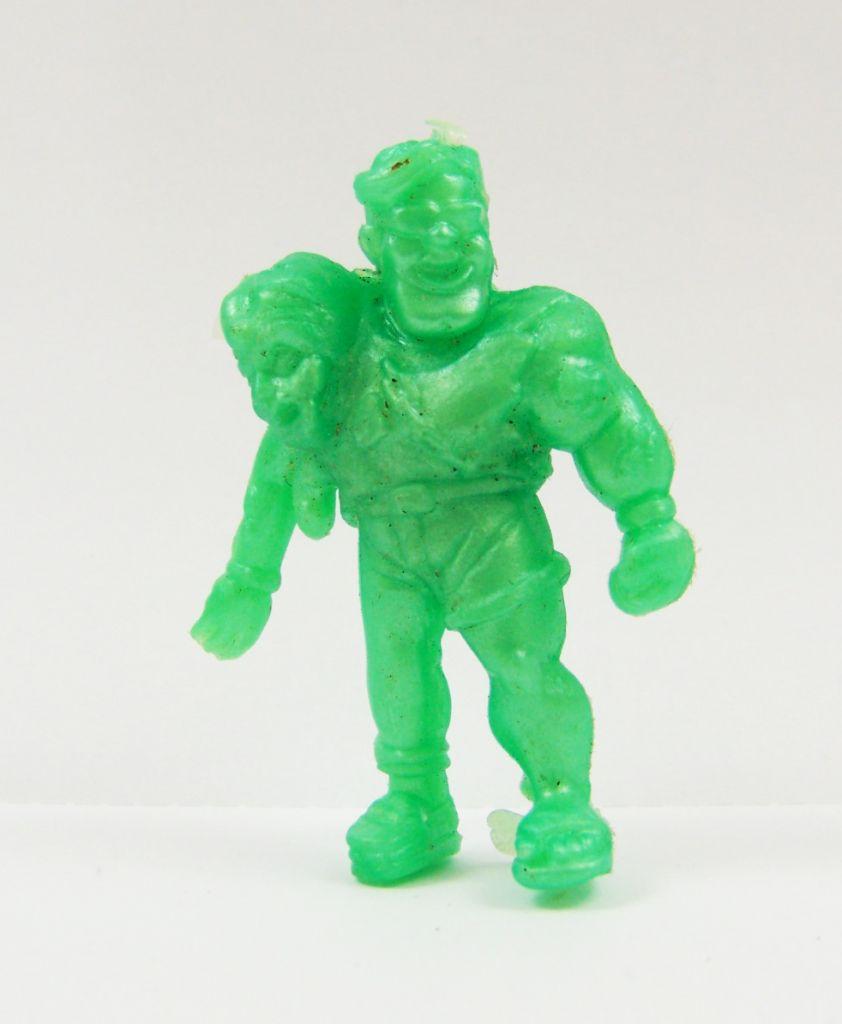 Toxic Crusaders - Figurine Monochrome - Headbanger (Vert Clair) 01