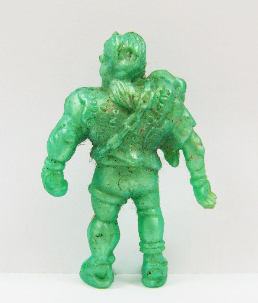 Toxic Crusaders - Figurine Monochrome - Headbanger (Vert Foncé) 02