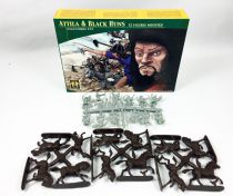 Toy Soldiers Film (Italy) - 1:72 -  Attila & Black Huns