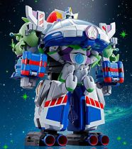 Toy Story - Bandai Chogokin - Buzz The Space Ranger Robo