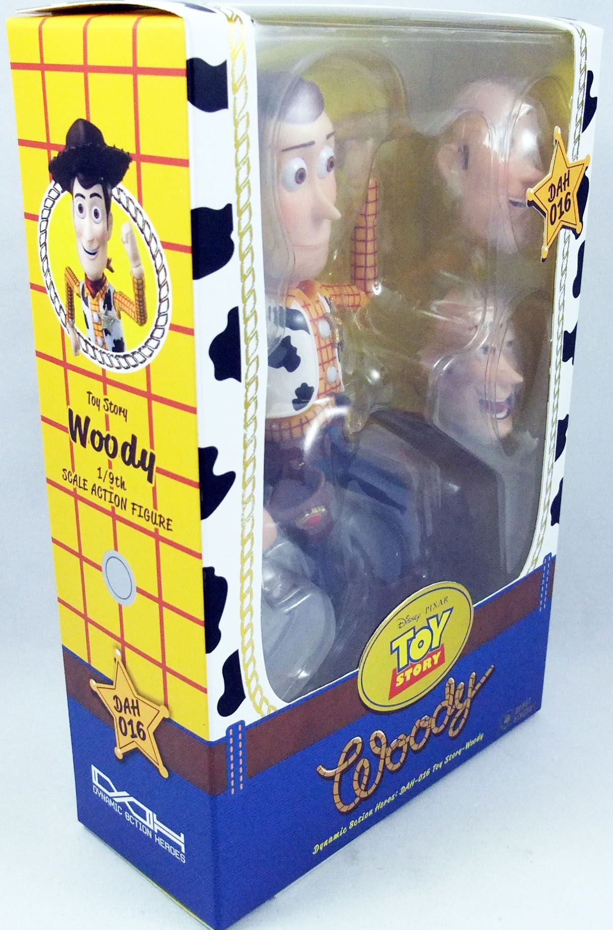 """Toy Story - Beast Kingdom - Woody - Dynamic Action Heroes 8\"""" Action-figure"""