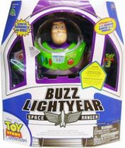 Toy Story - Think Way - Buzz Lightyear - 12\'\' Electronic Talking Interactive figure