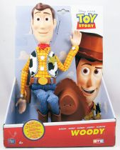 "Toy Story - Think Way - Sheriff Woody 15"" doll"