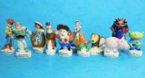 Toy Story 2 - Prime - Set of 11 Cake Ceramic Premium Figure