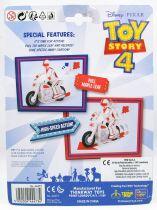 Toy Story 4 - Think Way - Duke Caboom (Pull \'n Go figure)