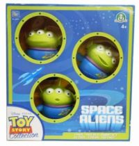 Toy Story Collection - Think Way (Giochi Preziosi) - Space Aliens (Pack de 3)