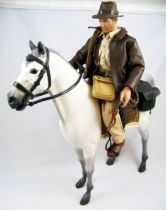 Toys Mac Coy - Indiana Jones et son Pur-sang Arabe (30cm - 1-6ème) 01