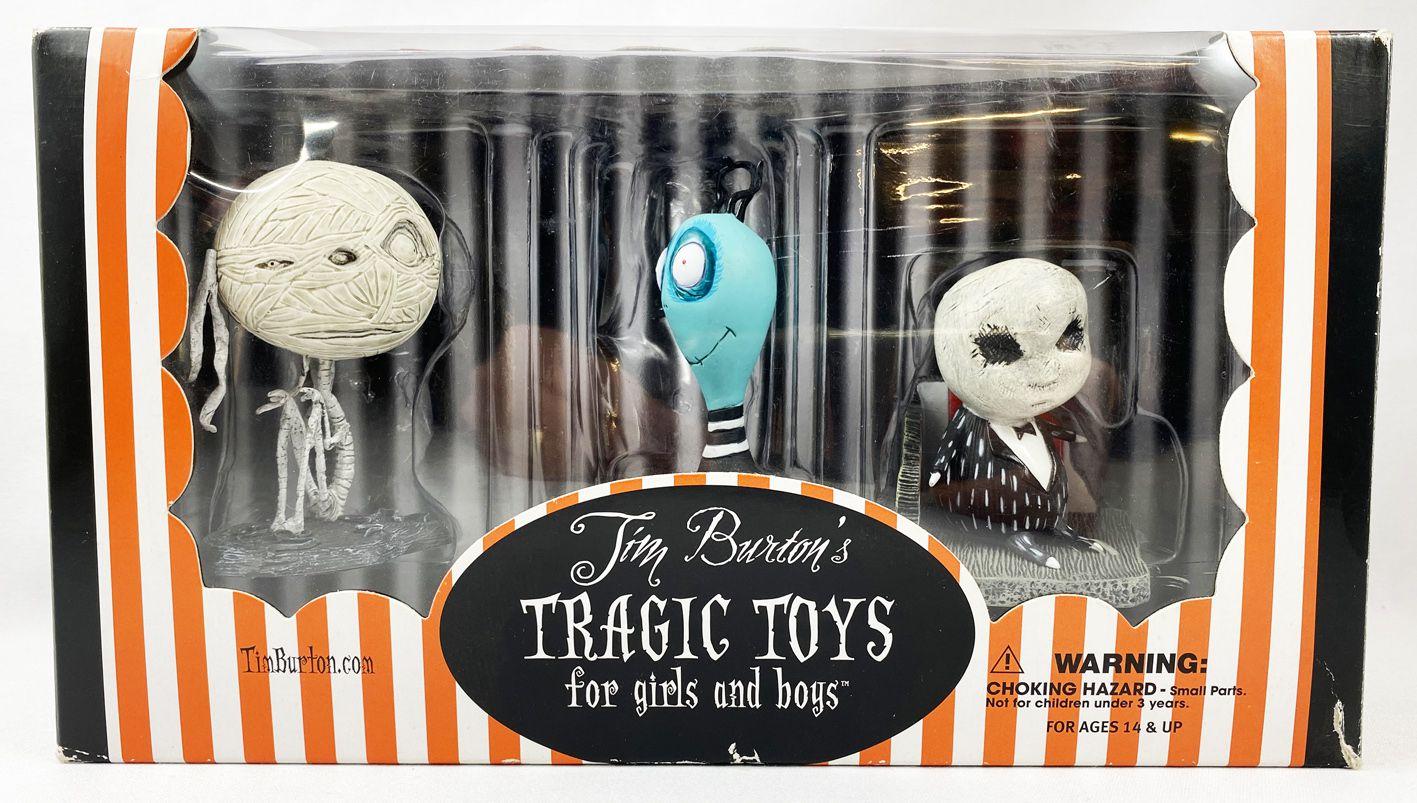 Tragic Toys - PVC figures set (Roy the Toxic Boy)