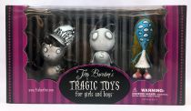 Tragic Toys - PVC figures set (Stain Boy)