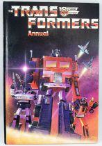Transformers - Book - World International Publishing - Masters of the Universe Annual 1985