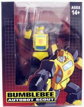 Transformers - Statue PVC 17cm - Bumblebee (Sunbow Animated Series)