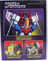 Transformers - Statue PVC 23cm - Starscream (Sunbow Animated Series)