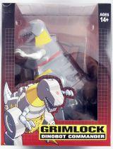 "Transformers - Sunbow TV Series Grimlock 9\"" PVC Statue"