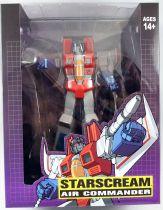 "Transformers - Sunbow TV Series Starscream 9\"" PVC Statue"