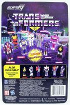 Transformers - Super7 ReAction Figure - Alpha Trion