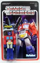 Transformers - Super7 ReAction Figure - Optimus Prime