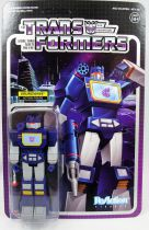 Transformers - Super7 ReAction Figure - Soundwave