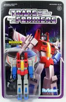 Transformers - Super7 ReAction Figure - Starscream