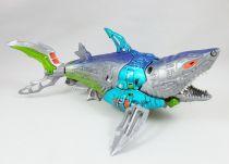 Transformers Beast Wars - Transmetals 2 Maximal Cybershark (loose)