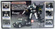 Transformers Binaltech - Takara - Hound (Jeep Wrangler)