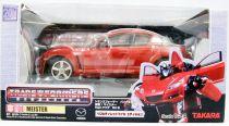 Transformers Binaltech - Takara - Meister - version rouge (Mazda RX-8)