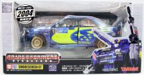 Transformers Binaltech - Takara - Smokescreen GT (Impreza WRC 2004)