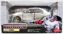Transformers Binaltech - Takara - Streak (Subaru Impreza WRX)