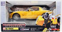 Transformers Binaltech - Takara - Tracks - version jaune (Corvette)