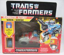 Transformers G1 - Autobot Headmasters - Siren (loose avec boite)
