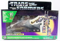 Transformers G1 - Combaticon Leader - Onslaught (loose with box)