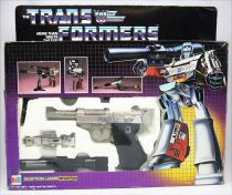 Transformers G1 - Decepticon Leader - Megatron