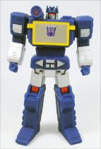 Transformers G1 - Figurine vinyle 16cm - Soundwave