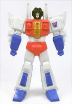 Transformers G1 - Figurine vinyle 16cm - Starscream