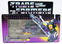 Transformers G1 - Insecticon - Kickback (loose with box)