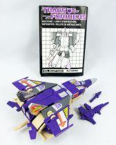 Transformers G1 - Triple Changer - Blitzwing (loose)