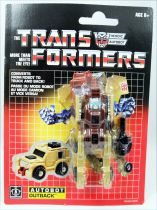 Transformers G1 Walmart Exclusive - Autobot Outback
