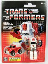 Transformers G1 Walmart Exclusive - Autobot Swerve