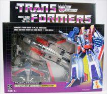 Transformers G1 Walmart Exclusive - Decepticon Air Commander Starscream