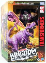 Transformers Generations - Kingdom War For Cybertron Megatron Beast